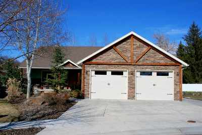 Inkom ID Single Family Home For Sale: $376,000