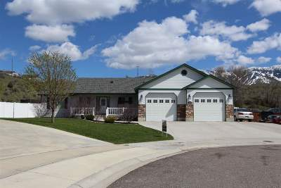 Inkom ID Single Family Home For Sale: $289,700