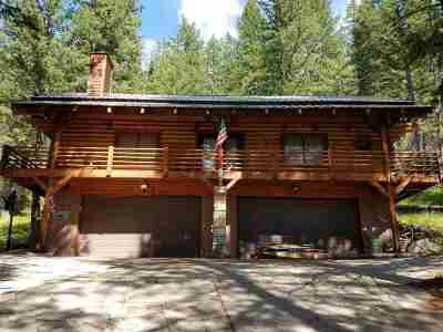 Lava Hot Springs ID Single Family Home For Sale: $369,900