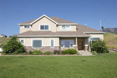 Inkom ID Single Family Home For Sale: $464,900