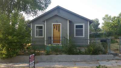 American Falls ID Single Family Home For Sale: $74,900