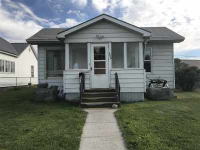 American Falls ID Single Family Home For Sale: $74,000