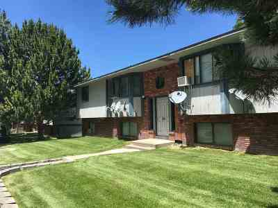 Pocatello Multi Family Home For Sale: 1900 Pocatello Creek