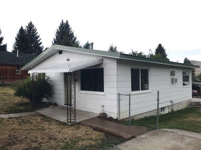 Lava Hot Springs ID Single Family Home For Sale: $155,000