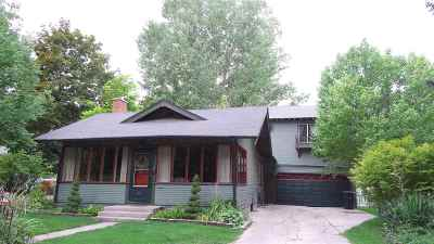 American Falls ID Single Family Home For Sale: $189,900