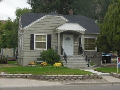 Pocatello ID Multi Family Home For Sale: $105,000