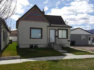 Pocatello ID Multi Family Home For Sale: $119,900