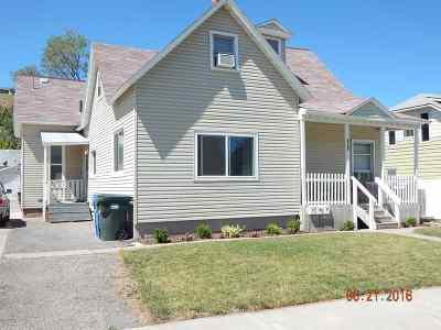Pocatello ID Multi Family Home For Sale: $134,900