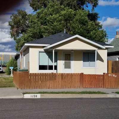 Pocatello ID Single Family Home For Sale: $61,900