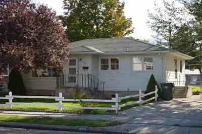 Pocatello ID Single Family Home For Sale: $125,000
