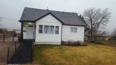 McCammon ID Single Family Home For Sale: $165,000