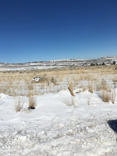 Pocatello Residential Lots & Land For Sale: Tbt Barton Road