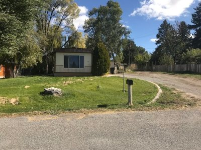 American Falls ID Single Family Home For Sale: $64,900