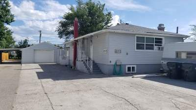 Pocatello Multi Family Home For Sale: 255 W Griffith