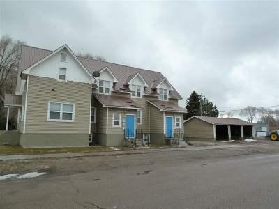 American Falls Multi Family Home For Sale: 204 Lincoln
