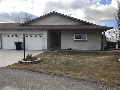 American Falls ID Single Family Home For Sale: $149,000