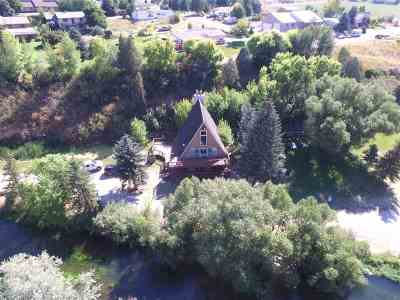 Lava Hot Springs ID Single Family Home For Sale: $575,000