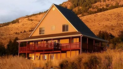 Inkom Single Family Home For Sale: 2626 E Green Canyon Rd