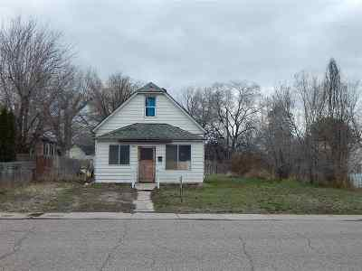 American Falls ID Single Family Home For Sale: $41,900