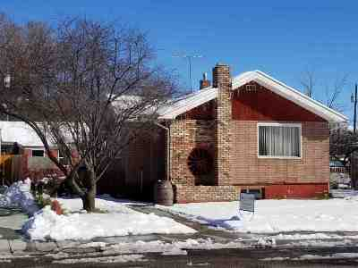 Pocatello ID Single Family Home For Sale: $92,000