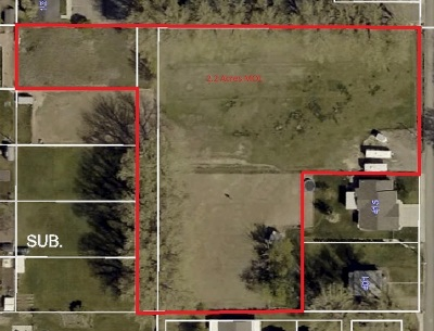 Pocatello Residential Lots & Land For Sale: McKinley Ave
