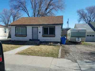 Pocatello ID Single Family Home For Sale: $105,900