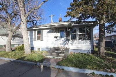 Pocatello ID Single Family Home For Sale: $81,900