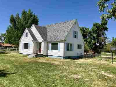 Pocatello Single Family Home For Sale: 8758 N Kraft