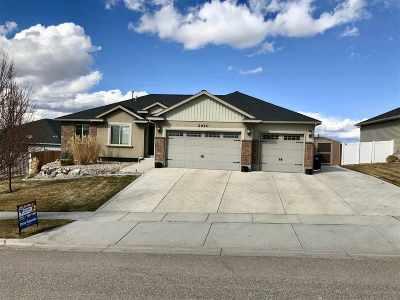 Pocatello ID Single Family Home For Sale: $329,900
