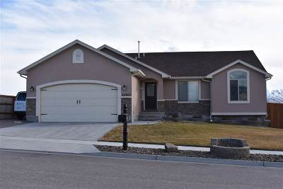 Pocatello Single Family Home For Sale: 1240 Dolostone