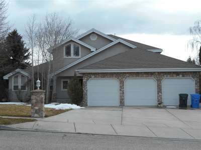 Pocatello Single Family Home For Sale: 3359 Summit
