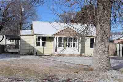 Pocatello Single Family Home For Sale: 247 Washington