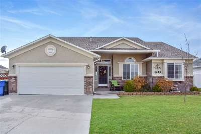 Pocatello Single Family Home For Sale: 4225 Sunny Brook