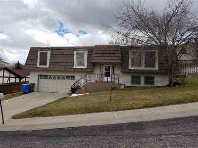 Pocatello Single Family Home For Sale: 935 Centennial