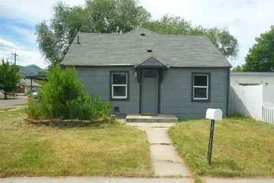 Pocatello Single Family Home For Sale: 505 N 9th