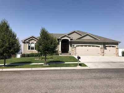 Pocatello Single Family Home For Sale: 3022 Shelly Pl