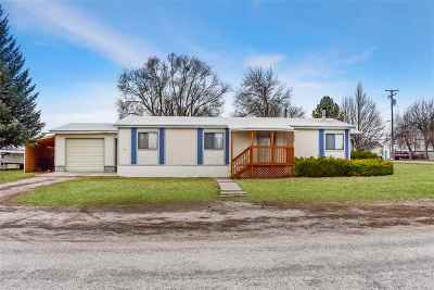 McCammon ID Single Family Home For Sale: $104,900