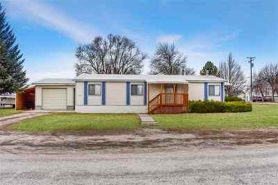 McCammon Single Family Home For Sale: 309 W 11th