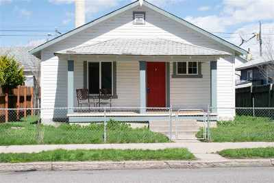 Pocatello Single Family Home For Sale: 1050 N Harrison Ave