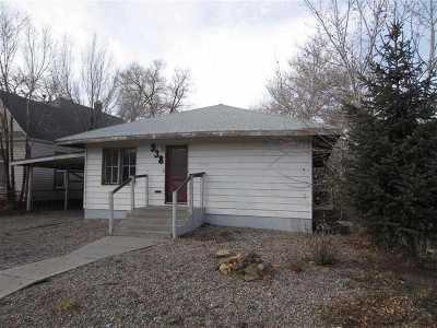 Pocatello Single Family Home For Sale: 938 E Center