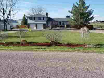 Pocatello Single Family Home For Sale: 14432 W Siphon