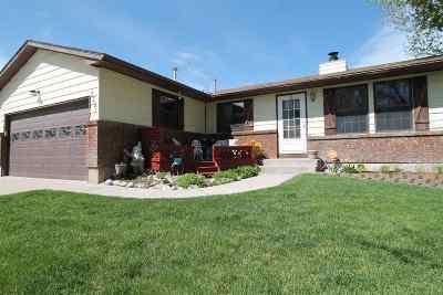 Pocatello Single Family Home For Sale: 2331 Douglas