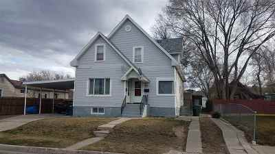 Pocatello Multi Family Home For Sale: 424 A&b & 426 N 13th