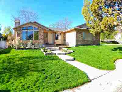 Pocatello Single Family Home For Sale: 6386 Old Ranch