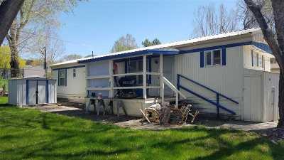 Pocatello Single Family Home For Sale: 1002 Samuel #74