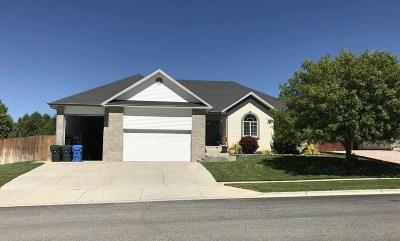 Pocatello Single Family Home For Sale: 1440 Kelsea