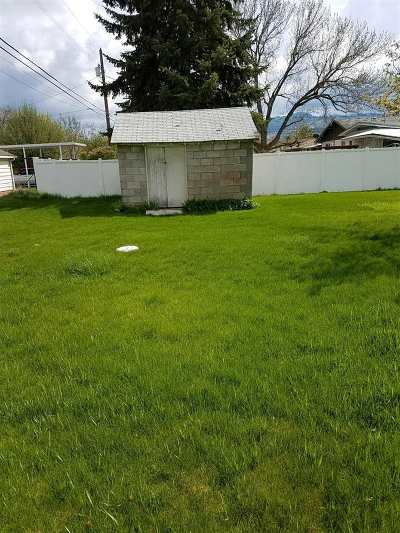 Pocatello Residential Lots & Land For Sale: Poole