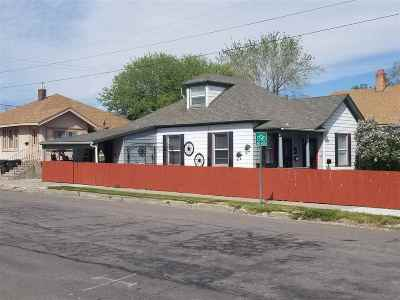 Pocatello ID Multi Family Home For Sale: $104,000