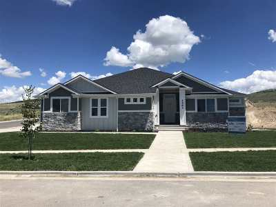 Pocatello Single Family Home For Sale: 2462 Legacy Drive