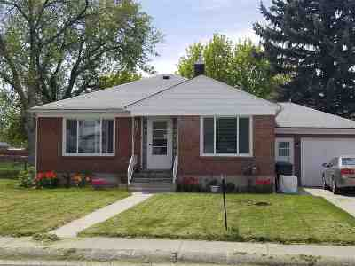 Pocatello ID Single Family Home For Sale: $155,000